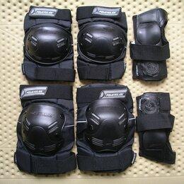 Спортивная защита - Комплект защиты для мужчин Powerslide Standard Men Tri-Pack, 0