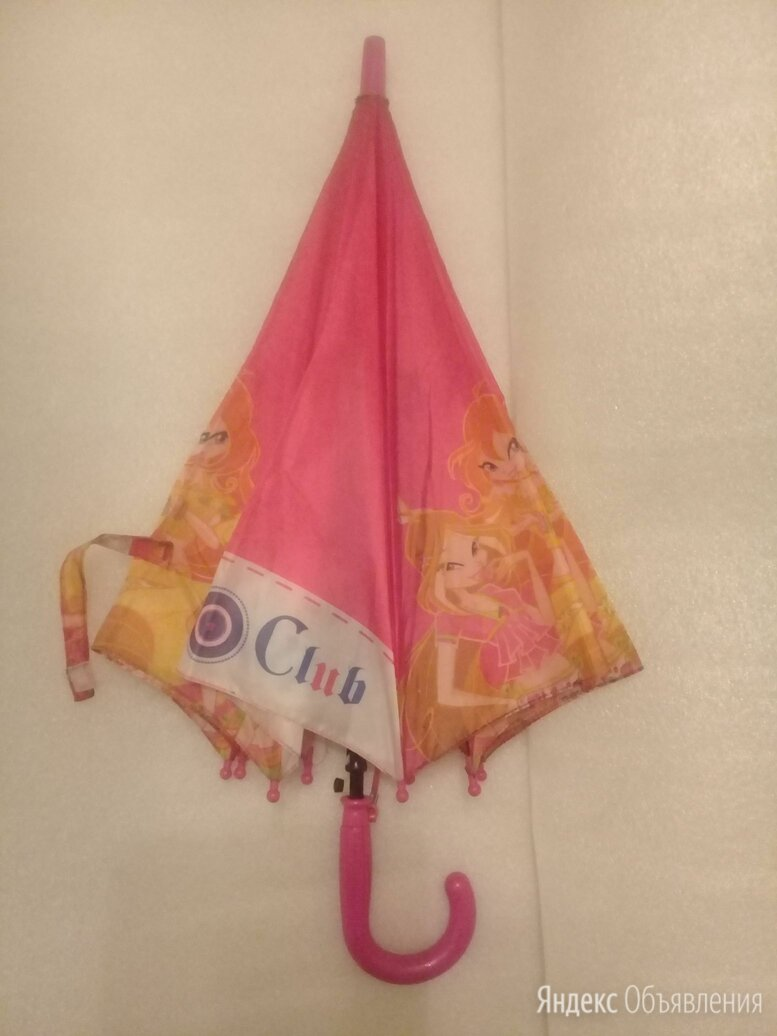 Детский зонтик со  свистком по цене 200₽ - Зонты, фото 0