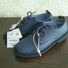 Туфли и мокасины - Новые Туфли классические для мальчика р.31 Zara, 0