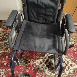 Устройства, приборы и аксессуары для здоровья - Инвалидная коляска с электроприводом армед fs111a, 0