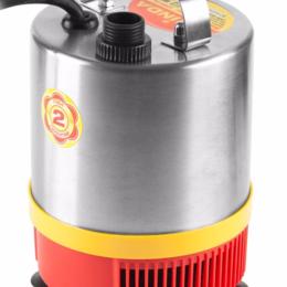 Насосы и комплекты для фонтанов - Насос GRINDA фонтанный д/чистой воды, нерж. сталь, 3 насадки, пропуск. способ..., 0