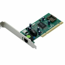 Сетевые карты и адаптеры - Сетевой Адаптер Zyxel RTL8169SC ** 1000 Мб/сек **, 0