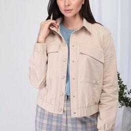 Одежда и обувь - Куртка В-393Д Карина де Люкс Модель: В-393Д, 0