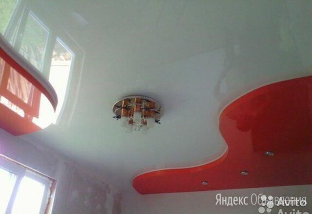 Натяжные потолки по цене 80₽ - Потолки и комплектующие, фото 0