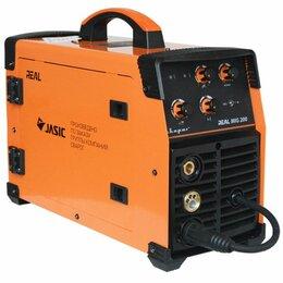 Сварочные аппараты - Сварочный инверторный полуавтомат Сварог REAL MIG 200 (N24002N), 0