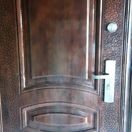 Входные двери - Дверь металлическая , 0