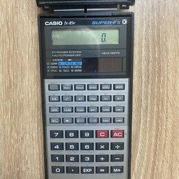 Калькуляторы - Калькулятор инженерный casio fx-82V, 0