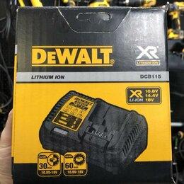 Товары для электромонтажа - Зарядное устройство dewalt DCB115 DCB118 220V рст, 0