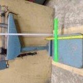 Напольные весы -  Весы напольные механические , промышленные до 50 кг ., 0