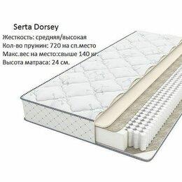Матрасы - Матрас Serta Dorsey 160*200 Аскона, 0