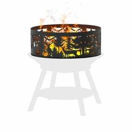 Грили, мангалы, коптильни - Декор для костровой чаши Русский Лес 700, 0