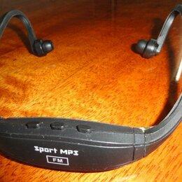 Наушники и Bluetooth-гарнитуры - Спортивные беспроводные наушники, 0
