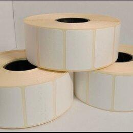 Расходные материалы - Термоэтикетки 30х20, 0