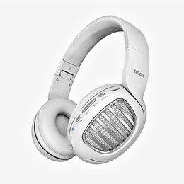 Наушники и Bluetooth-гарнитуры - Оригинальные Беспроводные наушники Hoco W23., 0