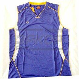 Спортивные костюмы и форма - Форма баскетбольная майка фиолет  (х4), 0