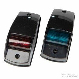 Корпусные детали  - Огни ходовые накладные красный/зеленый, 0
