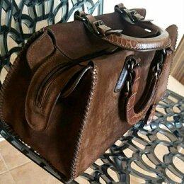 Сумки - Дизайнерская сумка из кожи, 0