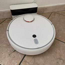 Роботы-пылесосы - Робот-пылесос Xiaomi Mi Robot Vacuum Cleaner 1S, 0