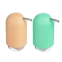 Мыльницы, стаканы и дозаторы - Дозатор для жидкого мыла Vetta - Фреш, пластик, 7,4х13,8 см, цвет микс, 0