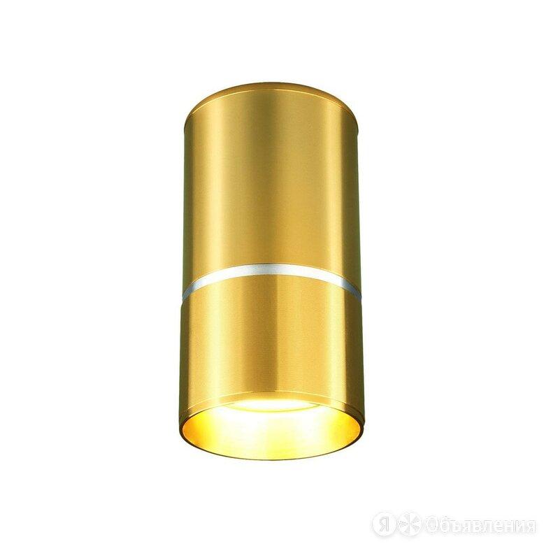 Потолочный светильник Elektrostandard DLN106 GU10 золото 4690389148613 по цене 1690₽ - Люстры и потолочные светильники, фото 0