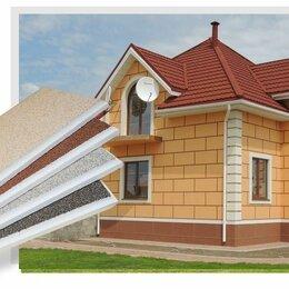 Фасадные панели - Термопанели для утепления и облицовки фасада дома и цоколя!, 0