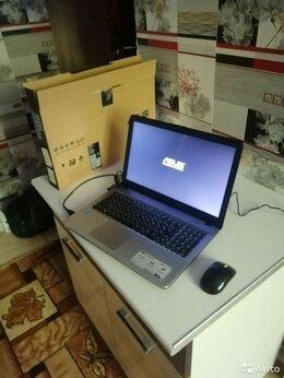 Ноутбуки - Asus 4ядра + HHD 500gb, 0