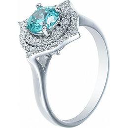 Кольца и перстни - Element47 кольцо серебро вес 3,57 вставка фианит арт. 739960, 0