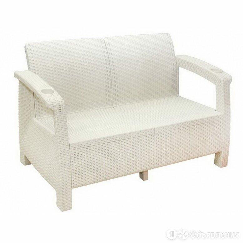 Двухместный диван Yalta M7640 по цене 12300₽ - Мебель, фото 0