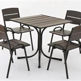Кресла и стулья - Комплект складной мебели 800х800 мм, 0