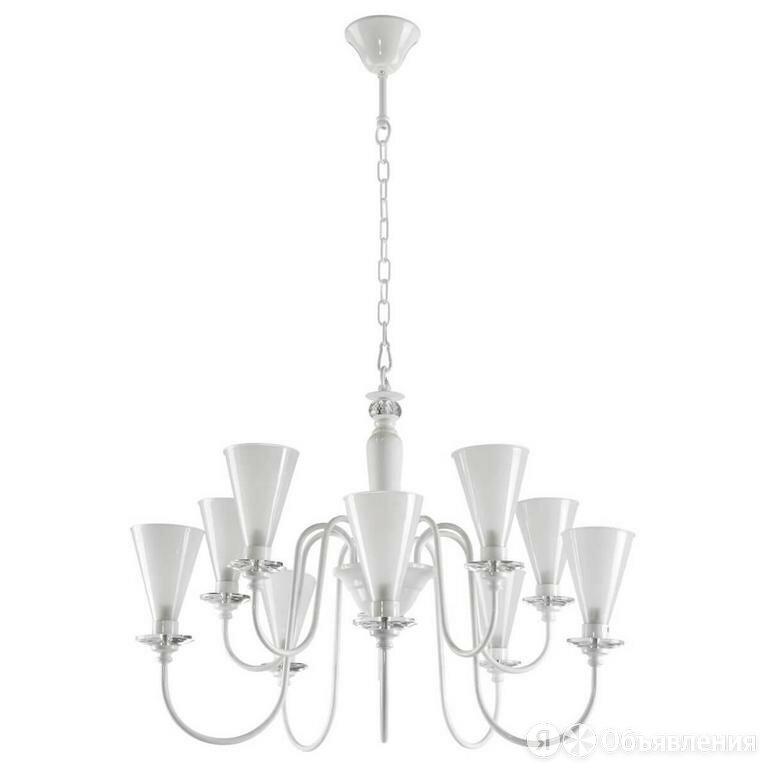 Подвесная люстра Lightstar Torcia 780100 Белая по цене 39360₽ - Люстры и потолочные светильники, фото 0