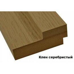 Дверные коробки - Коробка тип-5 экошпон клен серебристый 28х70х2070мм, 0