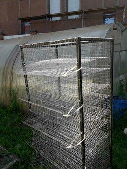 Клетки и домики - продам клетку для перепелов с кормушками 5…, 0