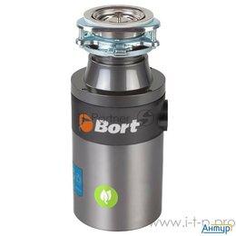 Садовые измельчители - Bort Измельчитель пищевых отходов Titan 4000  390 Вт  4,2 кг/мин  2800 об/мин..., 0