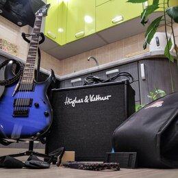 Электрогитары и бас-гитары - Электрогитара IBANEZ Grg121Dx + Hughes & Kettner (Комбоусилитель), 0