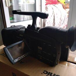 Экшн-камеры - Видеокамера panasonic ag-hmc41, 0