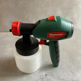 Электрические краскопульты - Краскопульт Hammerflex PRZ600, 0