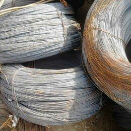 Электроды, проволока, прутки - Проволока вязальная 2 мм 50 м/п углеродистая сталь, 0