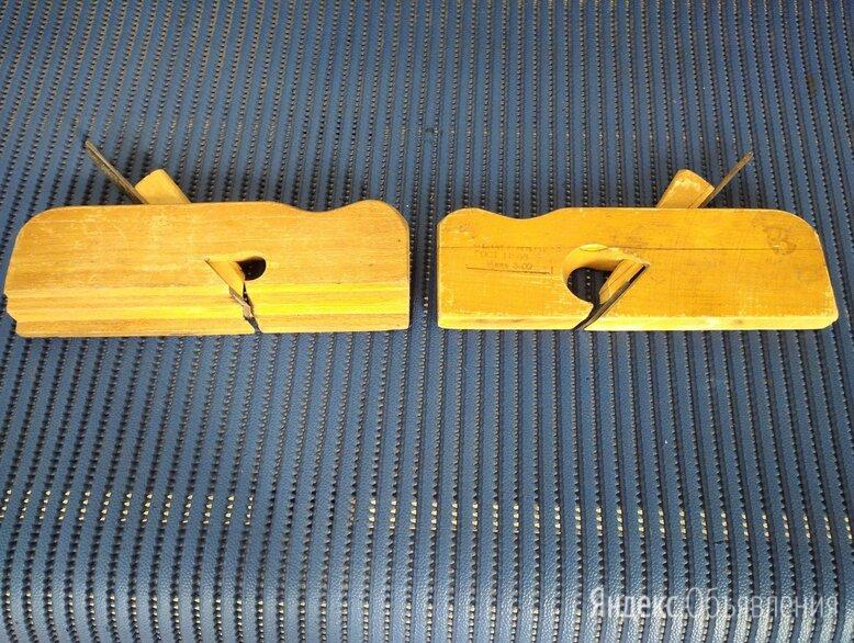 Рубанки деревянные узкие времён СССР по цене 500₽ - Рубанки, фото 0