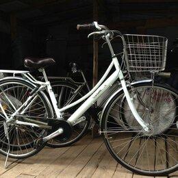 Велосипеды - Велосипеды (Япония) на Ремне 3 скорости, 0