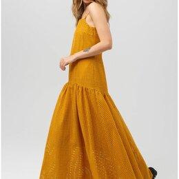 Платья - Платье 3360 PIRS горчичное Модель: 3360, 0