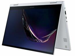 Ноутбуки - Samsung Galaxy Book Flex QLED трансформер 2 в 1, 0