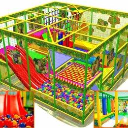 Развлекательное оборудование - Детский игровой лабиринт , 0