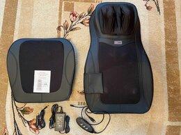 Массажные кресла - Массажная накидка Ergopower ER-SC-8H Кресло, 0