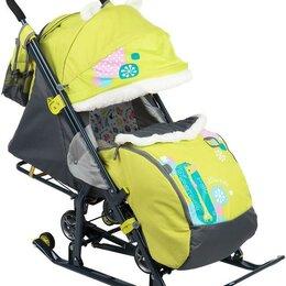 Коляски - Санки-коляска nika - ника детям 7.2, 0