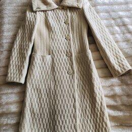 Пальто - Пальто женское Trifo 42 белое , 0