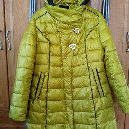 Куртки - Куртка теплая  48-50 р.р, 0