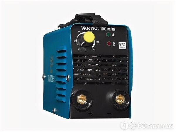 Сварочный инвертор VARTEG 190 mini по цене 4190₽ - Грузоподъемное оборудование, фото 0