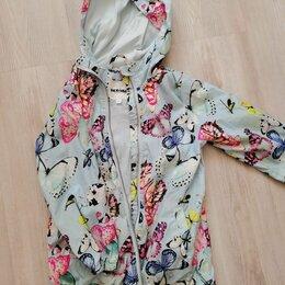 Пальто и плащи - Плащ-ветровка акула для девочки, 0