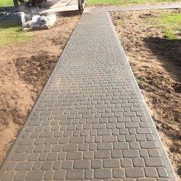 Тротуарная плитка, бордюр - Укладка Брусчатки, тротуарной Плитки, 0