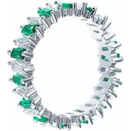 Кольца и перстни - Element47 кольцо серебро вес 3,42 вставка фианит арт. 742169, 0